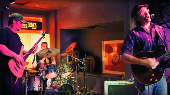 Band Live at Sticks and Stones