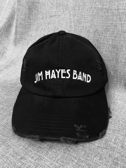 Jim Hayes Band Hat - front