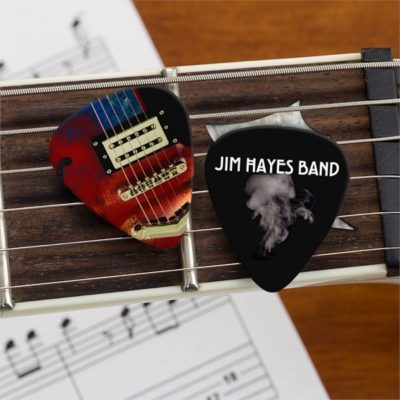 Guitar Picks - Jim Hayes Band