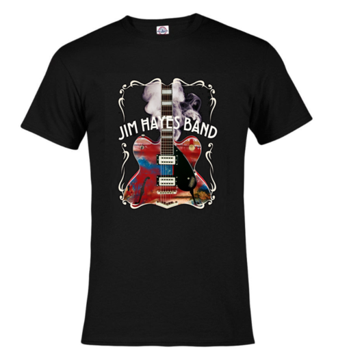 Jim Hayes Band Short Sleeve Tee