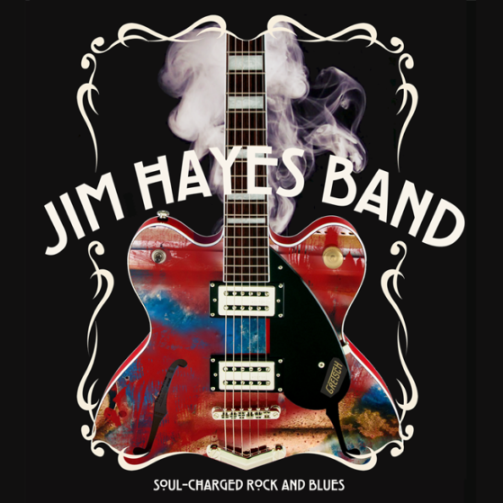 Jim Hayes Band Poster Logo